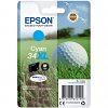 Original Epson 34XL Cyan High Capacity Ink Cartridge (C13T34724010)