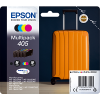Original Epson 405 CMYK Multipack Ink Cartridges (C13T05G64010)