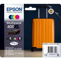 Original Epson 405XL CMYK Multipack High Capacity Ink Cartridges (C13T05H64010)