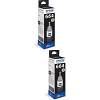 Original Epson 664 Black Twin Pack Ink Bottles (C13T664140)