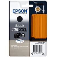 Original Epson 405XXL Black Extra High Capacity Ink Cartridge (C13T02J14010) T02J1 Suitcase