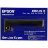 Original Epson ERC-22 Black Fabric Ribbon (C43S015358)