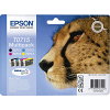 Original Epson T0715 CMYK Multipack Ink Cartridges (C13T07154010)