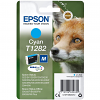 Original Epson T1282 Cyan Ink Cartridge (C13T12824012)