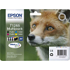 Original Epson T1285 CMYK Multipack Ink Cartridges (C13T12854012)