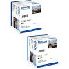 Original Epson T7441 Black Twin Pack Ink Cartridges (C13T74414010)