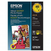Original Epson S400044 Value Glossy Photo Paper 10x15cm - 2 x 20 Sheets (C13S400044)