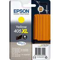 Original Epson 405XL Yellow High Capacity Ink Cartridge (C13T05H44010)