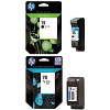 Original HP 15 / 78 Black & Colour Combo Pack High Capacity Ink Cartridges (C6615DE & C6578DE)