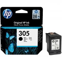 Original HP 305 Black Ink Cartridge (3YM61AE)