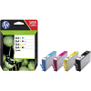 Original HP 364XL CMYK Multipack High Capacity Ink Cartridges (N9J74AE)