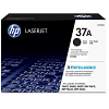 Original HP 37A Black Toner Cartridge (CF237A)