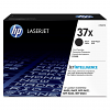 Original HP 37X Black High Capacity Toner Cartridge (CF237X)