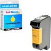 Premium Compatible HP 50 Yellow Ink Cartridge (51650Y)