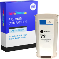 Premium Compatible HP 72 Matte Black High Capacity Ink Cartridge (C9403A)