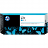 Original HP 727 Cyan Extra High Capacity Ink Cartridge (F9J76A)