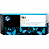Original HP 727 Yellow Extra High Capacity Ink Cartridge (F9J78A)