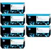 Original HP 81 C, M, Y, K, LC, LM Multipack Ink Cartridges (C4930A/ C4931A/ C4932A/ C4933A/ C4934A/ C4935A)