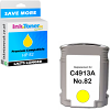 Premium Compatible HP 82 Yellow High Capacity Ink Cartridge (C4913A)