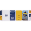Original HP 83 Yellow Ink UV Cartridge (C4943A)
