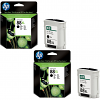 Original HP 88XL Black Twin Pack High Capacity Ink Cartridges (C9396AE)