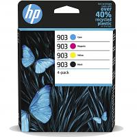 Original HP 903 CMYK Multipack Ink Cartridges (T6L99AE / T6L87AE / T6L91AE / T6L95AE)
