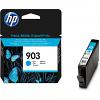 Original HP 903 Cyan Ink Cartridge (T6L87AE)