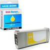 Premium Compatible HP 91 Yellow Ink Cartridge (C9469A)