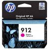 Original HP 912 Magenta Ink Cartridge (3YL78AE)