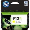 Original HP 912XL Yellow High Capacity Ink Cartridge (3YL83AE)