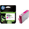 Original HP 920XL Magenta High Capacity Ink Cartridge (CD973AE)