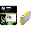 Original HP 920XL Yellow High Capacity Ink Cartridge (CD974AE)