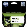 Original HP 967XL Black Extra High Capacity Ink Cartridge (3JA31AE)