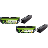 Original HP 970XL Black Twin Pack High Capacity Ink Cartridges (CN625AE)