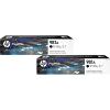 Original HP 981A Black Twin Pack Ink Cartridges (J3M71A)