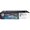 Original HP 981X Black High Capacity Ink Cartridge (L0R12A)