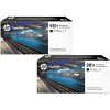 Original HP 981Y Black Twin Pack Extra High Capacity Ink Cartridges (L0R16A)