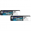 Original HP 982A Black Twin Pack Ink Cartridges (T0B26A)