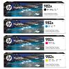 Original HP 982A CMYK Multipack Ink Cartridges (T0B26A/ T0B23A/ T0B24A/ T0B25A)