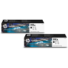 Original HP 991A Black Twin Pack Ink Cartridges (M0J86AE)