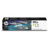 Original HP 991A Yellow Ink Cartridge (M0J82AE)