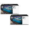 Original HP 991X Black Twin Pack High Capacity Ink Cartridges (M0K02AE)