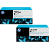 Original HP C8750A Black Twin Pack Ink Cartridges (C8750A)