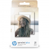 Original HP ZINK Sticky-Backed 5.8 x 8.7cm / 2.3 x 3.4inch Photo Paper - 20 Sheets (2LY72A)