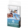 Original HP ZINK Sticky-backed 2x3inch Photo Paper - 20 Sheet Pack (W4Z13A)