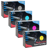 Ultimate IBM Cartridges for HP 508A CMYK Multipack Toner Cartridges (TG95P6651/ TG95P6652/ TG95P6654/ TG95P6653)