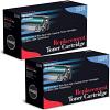 Ultimate HP 507X Black Twin Pack High Capacity Toner Cartridges (CE400X) (IBM TG95P6561)
