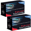 Ultimate HP 51X Black Twin Pack High Capacity Toner Cartridges (Q7551X) (IBM TG85P7004)