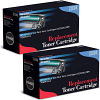 Ultimate HP 55A Black Twin Pack Toner Cartridges (CE255A) (IBM TG85P7012)