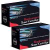 Ultimate HP 55X Black Twin Pack High Capacity Toner Cartridges (CE255X) (IBM TG85P7013)